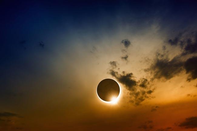 solar eclipse - چگونگی عکاسی از خورشید گرفتگی
