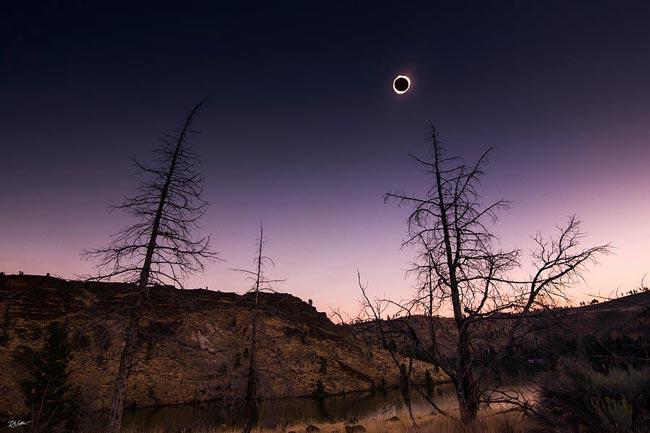 solar eclipse 10 - چگونگی عکاسی از خورشید گرفتگی