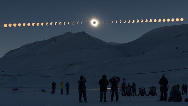 solar eclipse photography - چگونگی عکاسی از خورشید گرفتگی